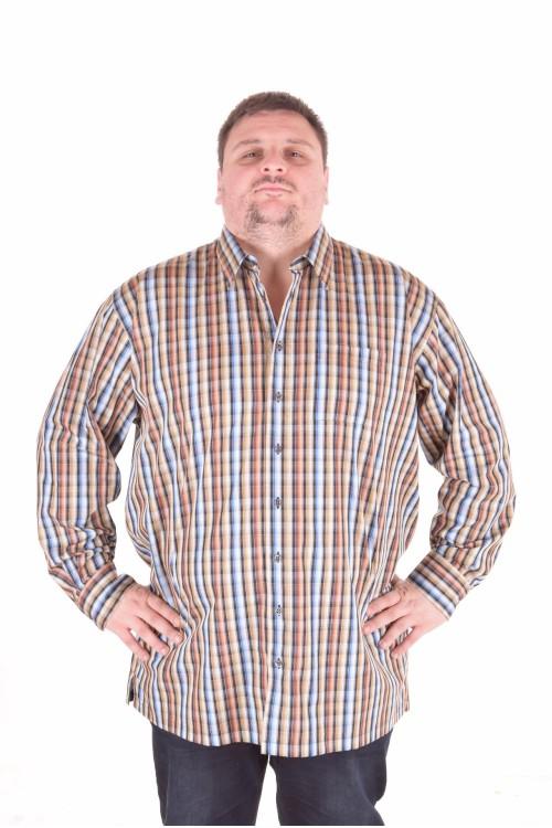 Мъжка риза голям номер 29.99