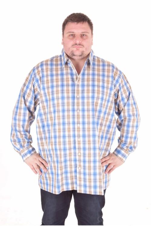 Мъжка риза за големи хора 29.99