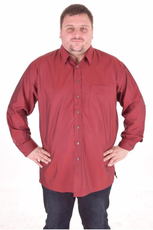 Outlet мъжка риза голям размер 29.99