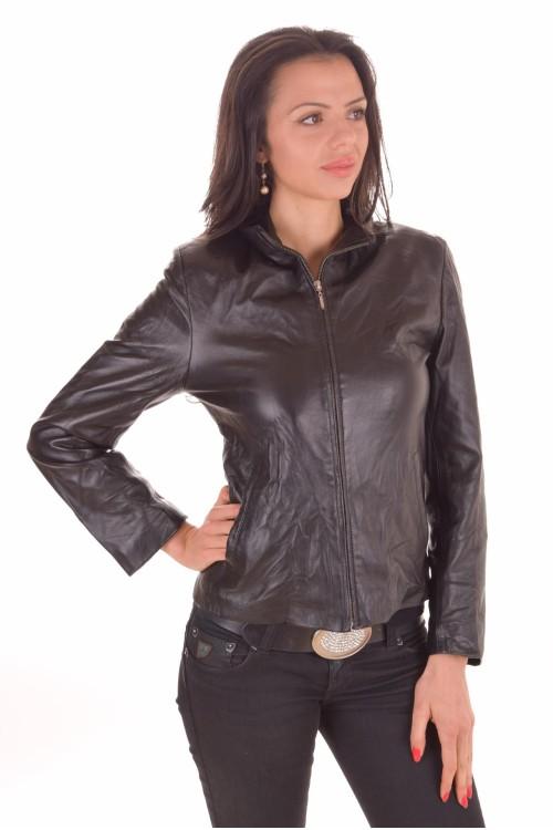 Дамско яке от естествена кожа 52.00