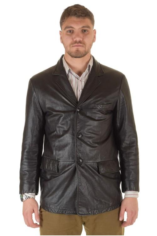 Мъжко яке от естествена кожа 39.00
