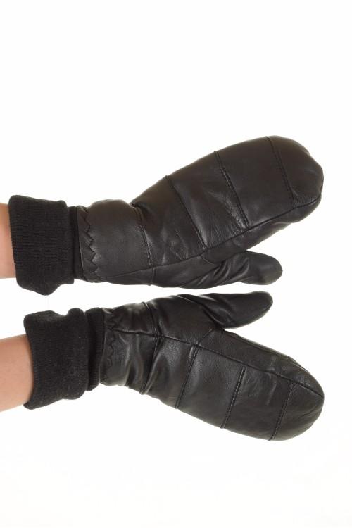 Дамски кожени ръкавици 18.00