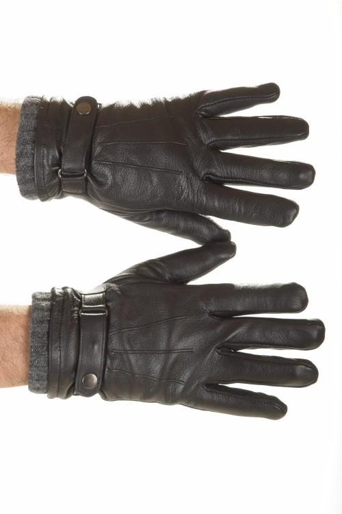 Маркови мъжки кожени ръкавици 18.00