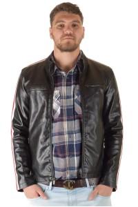 Мъжко яке от изкуствена кожа