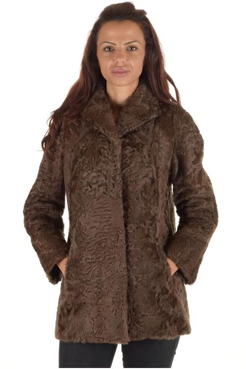 Палто от естествен косъм 139.00