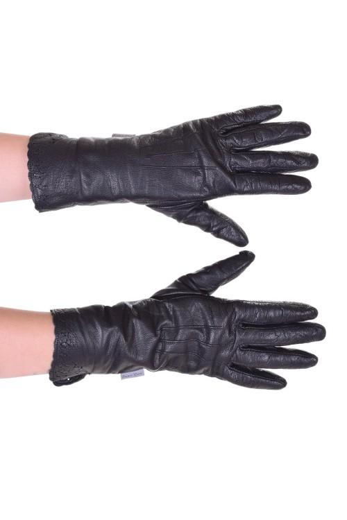 Чудесни дамски кожени ръкавици 12.00