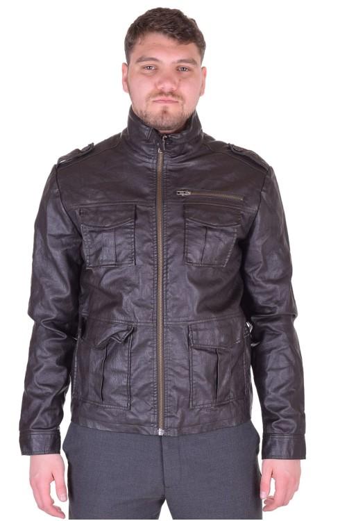 Мъжко яке от изкуствена кожа 15.00