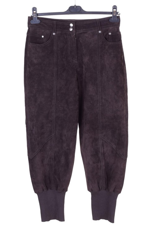 Отличен дамски велурен панталон 28.00