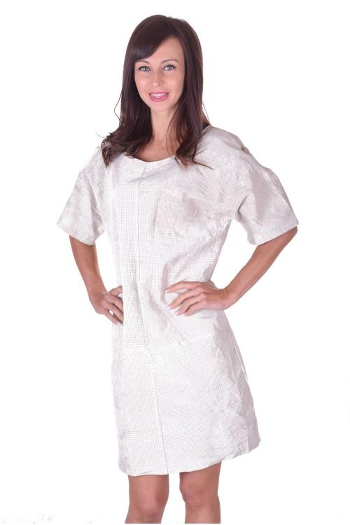 Красива дамска рокля от естествена кожа 45.00