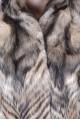Палто от естествен косъм 15.00