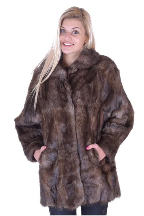 Палто от ондатра 149.00