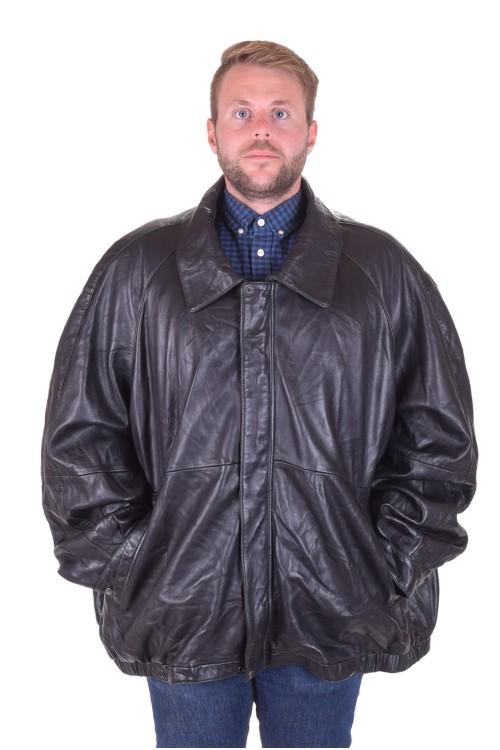 Мъжко яке естествена кожа 170.00