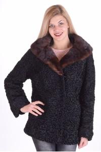Красиво палто от астраган