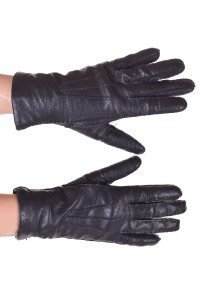 Красиви дамски кожени ръкавици