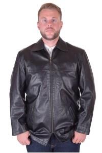 Представително мъжко кожено яке