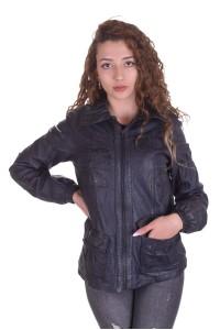 Отлично дамско яке от естествена кожа