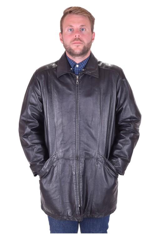 Мъжко яке от естествена кожа 89.00