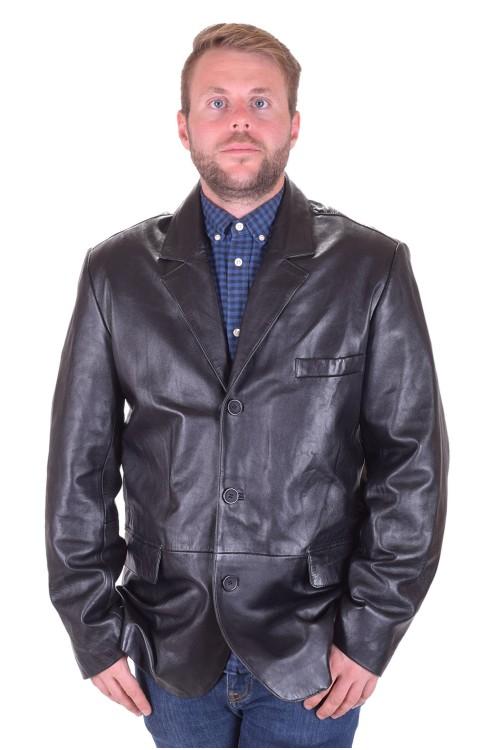 Хубаво яке от мека и плътна кожа 69.00