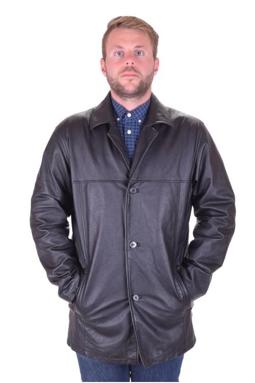 Мъжко яке от естествена кожа 85.00
