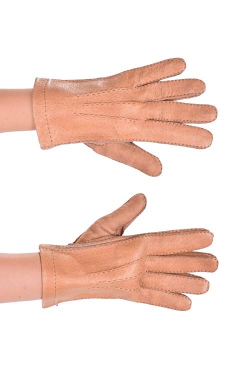 Дамски ръкавици от велурена кожа 0.00