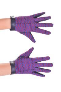 Спортни дамски ръкавици кожа