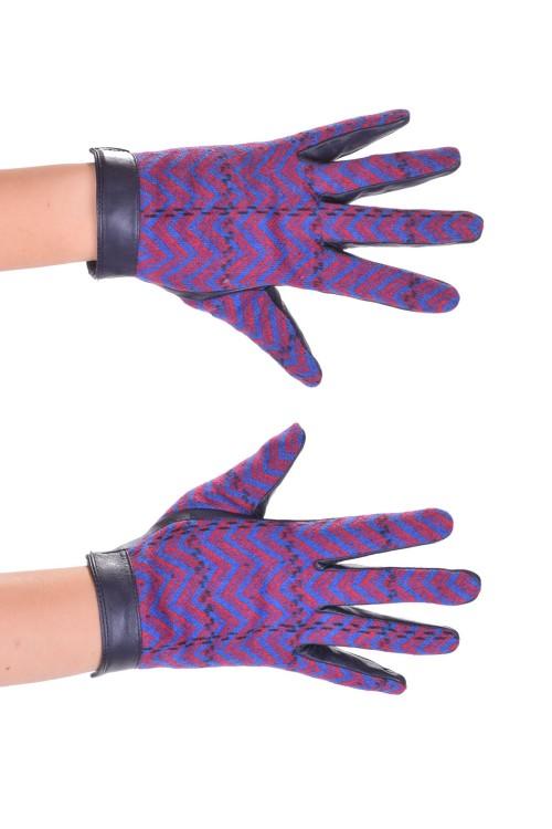 Спортни дамски ръкавици кожа 15.00