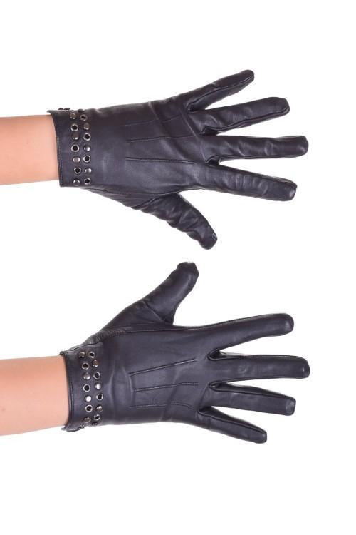 Дамски ръкавици от нежна и мека кожа 7.00