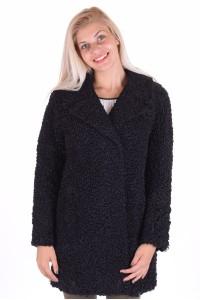 Кокетно дамско палто от астраган