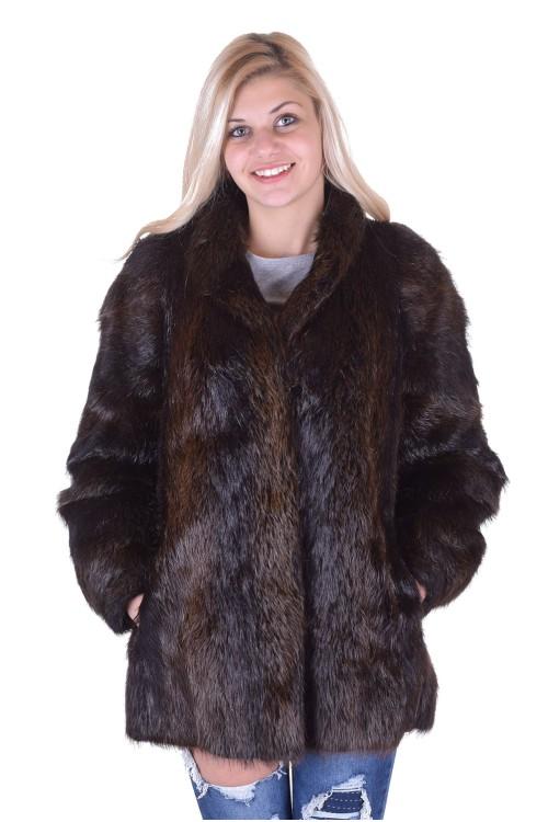 Дамско палто от бобър 29.00