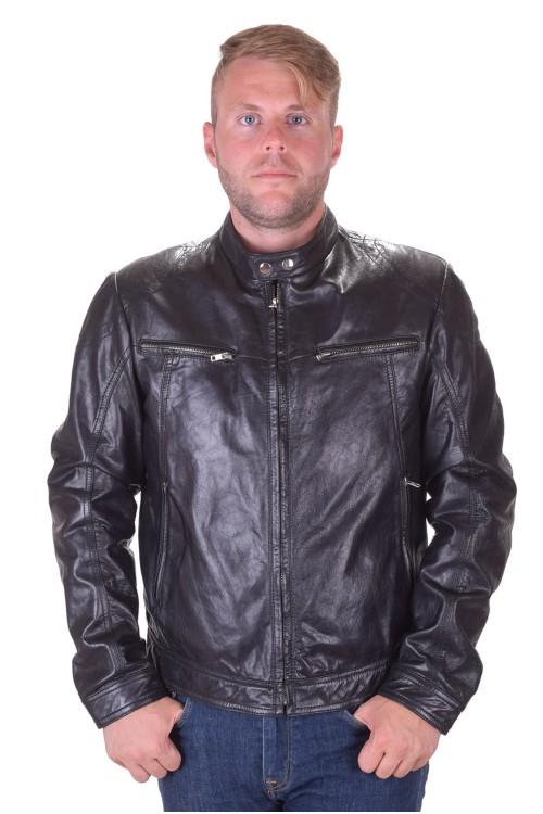 Превъзходно мъжко яке от естествена кожа 69.00