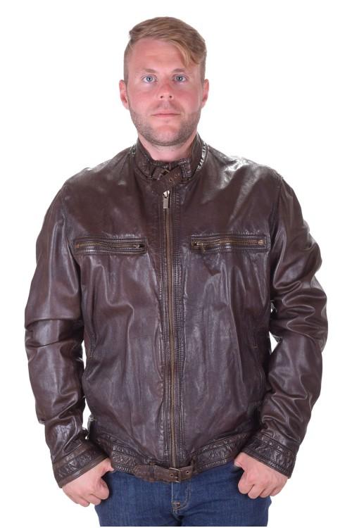 Марково мъжко кожено яке от естествена кожа 109.00