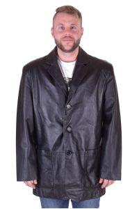 Мъжко кожено сако
