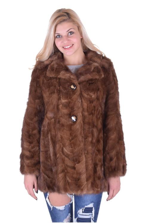 Дамско палто от норка 259.00