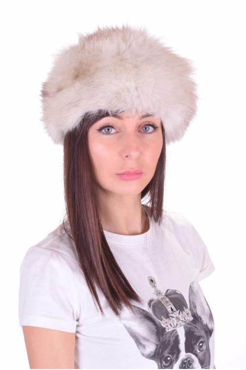 Актуална шапка от лисица 35.00