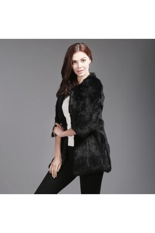Ново палто от заек 142.00